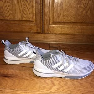 adidas Shoes - 📤. MENS NEW LISTING.  GREY ADIDAS RUNNING SHOES